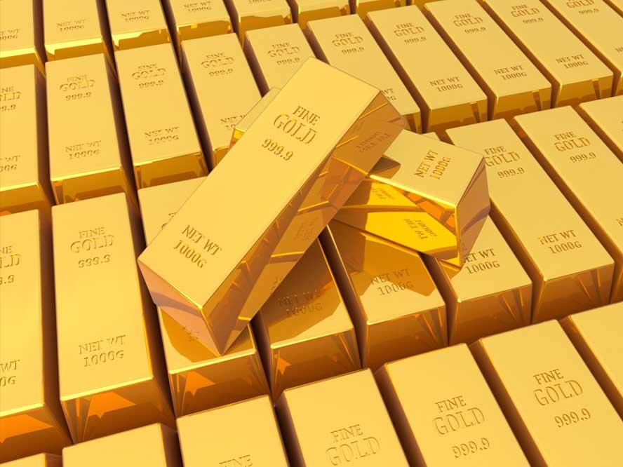 黄金期货;多空争夺1900关口 黄金短期怎么看